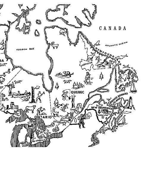 coloring pages quebec world geography coloring pages coloring home