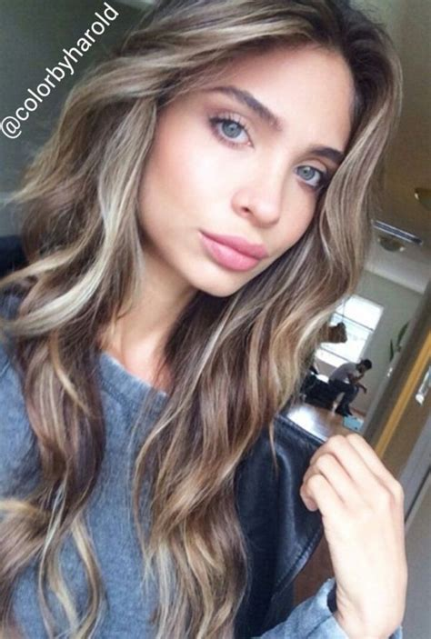 cool ash brown hair dye the 25 best ideas about cool blonde highlights on