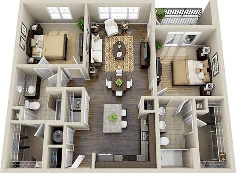 attractive inspiration 2 home design 3d plan de maison 3d floor 86 mejores ideas sobre planos en pinterest dormitorio de