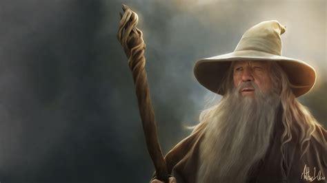 artwork gandalf gandalf the grey staff the lord of th