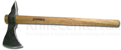 Hand Forged Kitchen Knives rogers rangers spike tomahawk with hickory handle