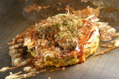 cucina giapponese ricette facili okonomiyaki la ricetta per preparare l okonomiyaki