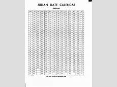 Awesome Julian Date Calendar 2019 Printable   Free ... 2016 Calendar With Julian Date Calculator