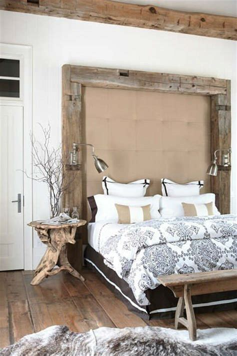50 Rustic Bedroom Decorating Ideas Decoholic Rustic Bedroom Design