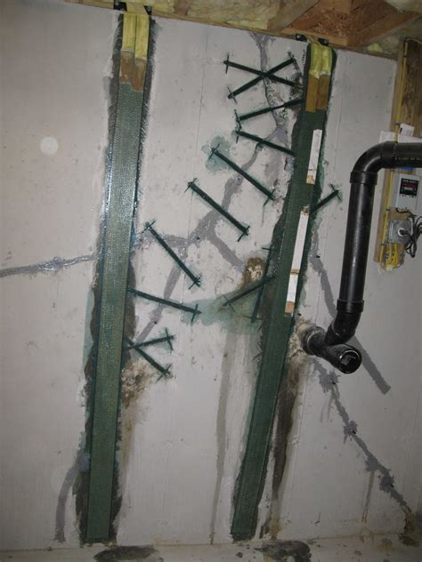 foundation leak structural repair diamond kote