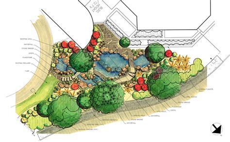 landscape design st louis best st louis commercial landscape design build company