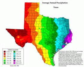 texas rainfall map hardiness zones precipitation environment and yeah it s really here s