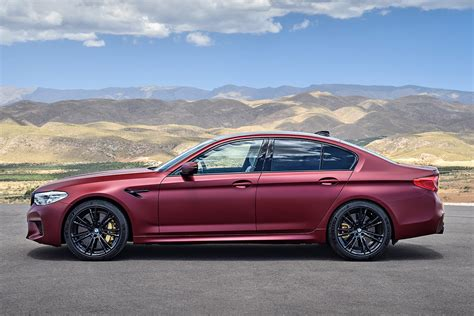 New Bmw 2018 M5 by All New 2018 Bmw M5 Is Exactly The 600 Hp Awd Sport Sedan