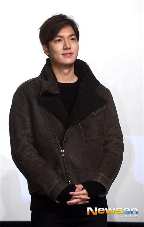 bio tentang lee min ho lee min ho ingin menemui fans lewat drama baru tahun ini