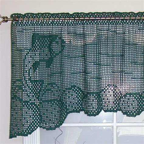 crochet curtain panels 7 beautiful patterns for crochet curtains