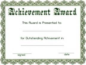 certificates templates word award templates for word masir