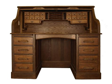 wooden roll top desk antique oak roll top desk home furniture design