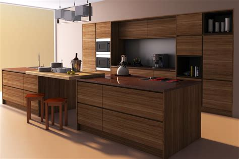 Kitchen Models Pictures Modern Kitchen 3d Model Max Cgtrader