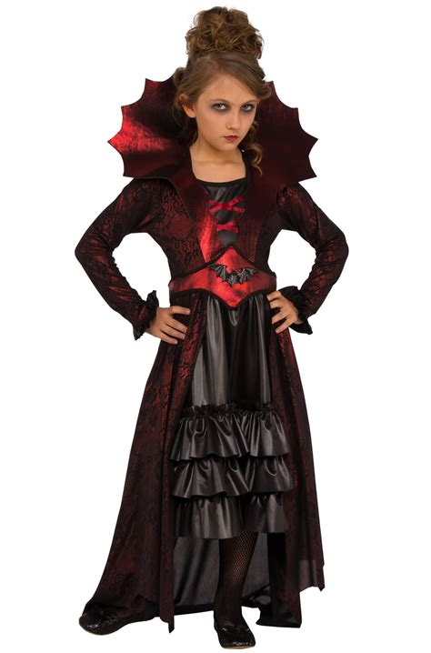 victorian vampire child costume purecostumescom