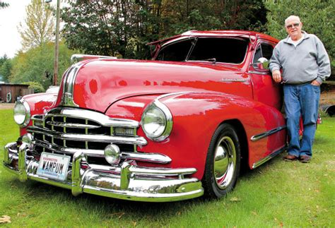 Tdn Garage Sales by Readers Rides Wayne And Carole Chancellor S 1948 Pontiac