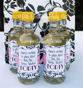 Favors For S Birthday best 25 40th birthday favors ideas on 50th