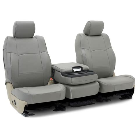 dodge seat covers for trucks coverking polyvinyl set seat covers front new gray ram
