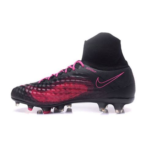 top football shoes nike magista obra 2 fg mens top football shoes black pink