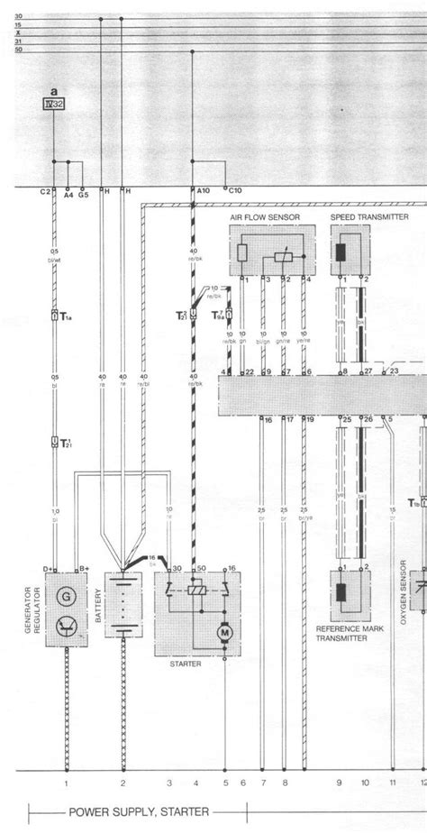 Pelican Parts: Porsche 924/944 Electrical Diagrams