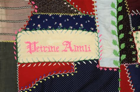 Leter Quilt Museum by Vol 21 No 2 March 2015 Issues Textile Letter