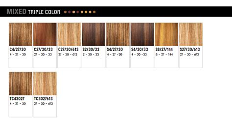 wigextensionsale web pages outre color chart
