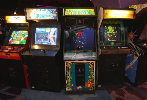 24 Wide Cabinet by Arcade Game Luminaries See Parallels In Today S Social