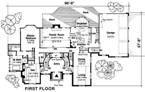 home floor plans 3500 square european style house plan 4 beds 3 5 baths 3500 sq ft plan 334 114