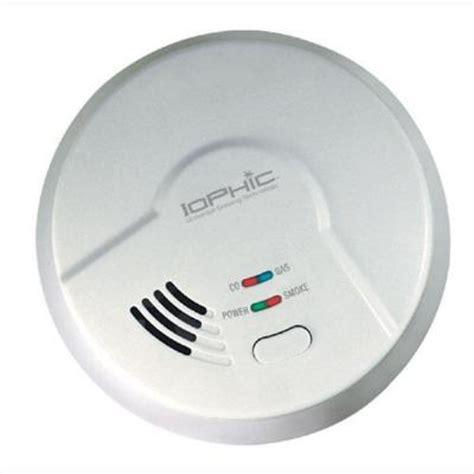 universal security instruments ac hardwired iophic smoke