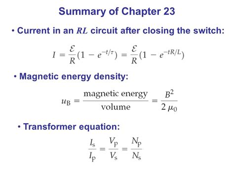 energy equation for an inductor energy density formula inductor 28 images magnetic fields and inductance inductors