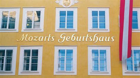 mozart music house mozarts geburtshaus sehenswertes salzburg info