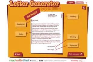 free letter generator tool