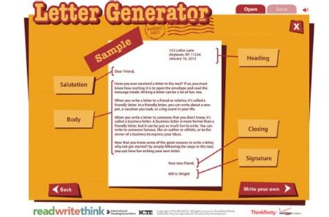 Business Letter Maker Free Letter Generator Tool Powerpoint Presentation