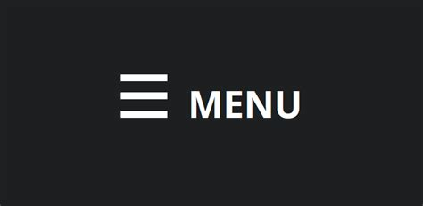 membuat menu wordpress responsive cara membuat responsive top navigation hamburger menu