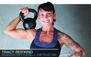 the swing tracy reifkind swing for the fences kettlebell training burn fat and