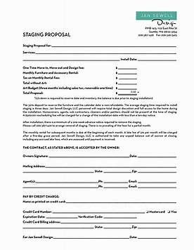 image result  home staging contract template fireplace home staging staging templates