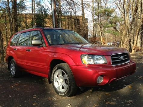 auto body repair training 2007 subaru forester lane departure warning find used 2003 subaru forester 2 5xs wagon one owner awd sunroof inspected warranty in