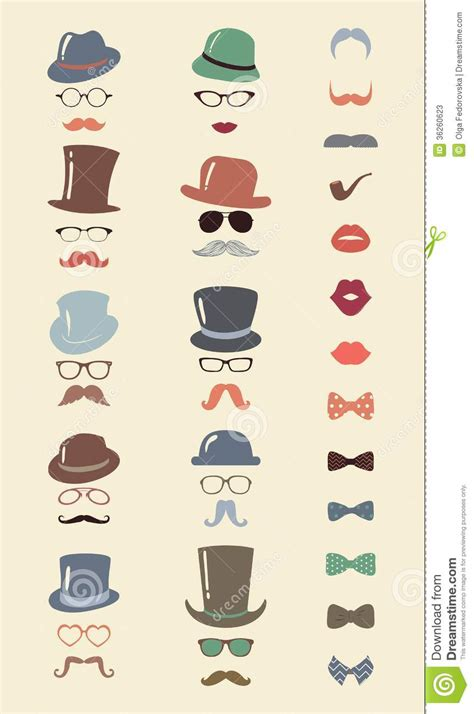 how to make a retro icon style using the appearance panel party hat icon simple style vector illustration