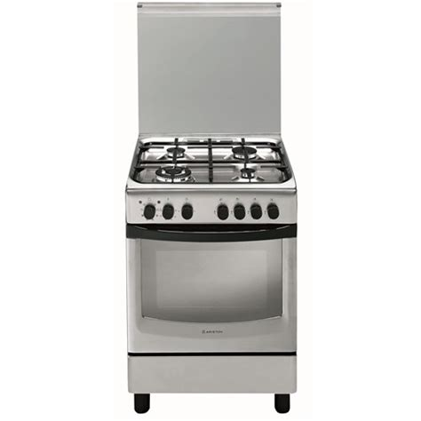 Oven Ariston Gas ariston cx65sp1 x i a6tmh2af x e gas cooker stainless steel hotpoint co ke
