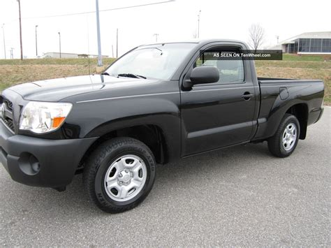 Two Door Trucks 2011 toyota tacoma base standard cab 2 door 2 7l