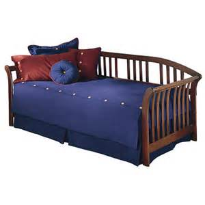 Daybed With Pop Up Trundle Bed Leggett Platt Fashion Bed Salem Daybed With Link And Pop Up Trundle Mahogany Bj S