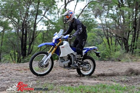 on the road review review 2016 yamaha wr250r bike review