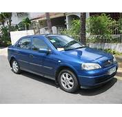 2002 Opel Astra  Overview CarGurus
