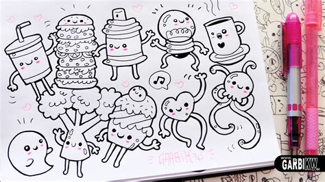 doodle pictures easy to draw 10 drawings for your doodles easy and kawaii