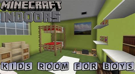 Very cool video tutorial for making a boys room in
