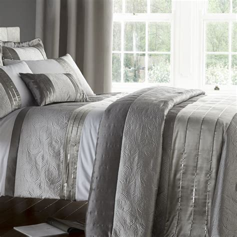 silver curtains and bedding gatsby silver bedding duvet sets bedding linen4less