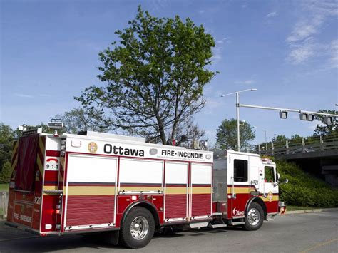 fishing boat ottawa fire services tow stranded fishing boat to safety ottawa