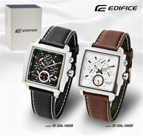 Edifice Ef 324l by Jual Jam Tangan Casio Edifice Ef 324l Jam Casio Jam