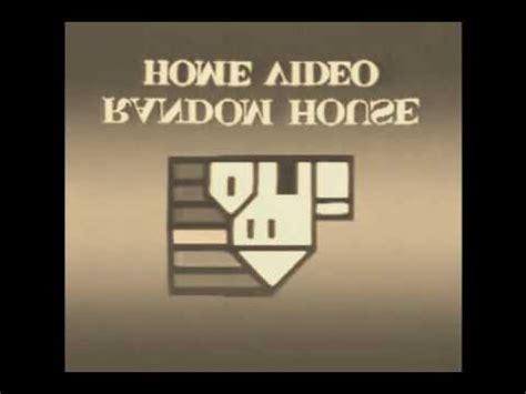 random house home video talk to the random house home video logo youtube