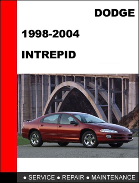 car service manuals pdf 2004 dodge stratus transmission control chrysler intrepid 1993 2004 service repair workshop autos post