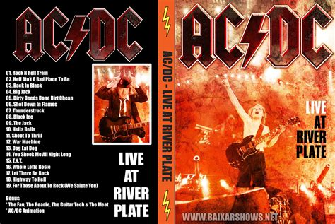 amazoncom acdc live at river plate blu ray acdc blog audio rock 180 n 180 roll acdc lan 231 a novo dvd